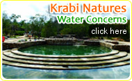 Krabi Nature Water Concerns