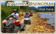 ATV 2 Hrs at Song Prak by JC Tour