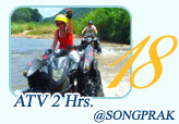 ATV 2 Hrs at Songprak