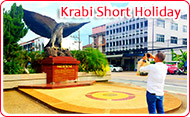 Krabi Short Holiday Tour by JC Tour