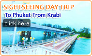 Sightseeing Day Trip to Phuket from Krabi