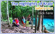 The Highlights of Krabi