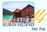Surin Island by JC Tour