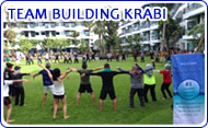 Team Building in Krabi
