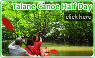 Thalane Canoe Half Day by JC Tour