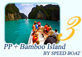 PP and Bamboo Island by JC Tour